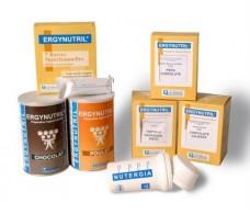 Nutergia Ergynutril Vanilla Flavor Proteins.  Dust 300gr.  Nuter