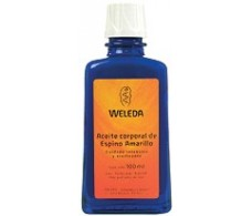 Weleda Sea Buckthorn Body Oil 100ml