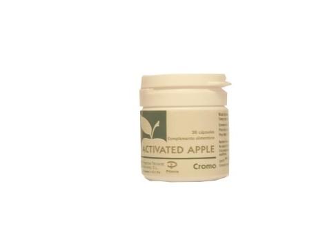 Activated Apple Cromo 30 capsules. Pitania