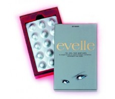 Evelle 60 tablets. Hair, skin and nails. Pharma Nord