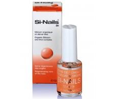 Si Nails and treatment regenerator nail hardener. Auriga