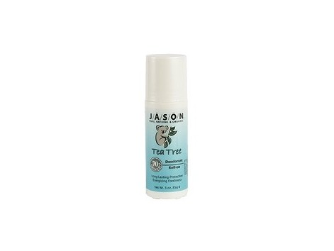 Deodorant Roll-on Tea Tree. 85gr. JASON