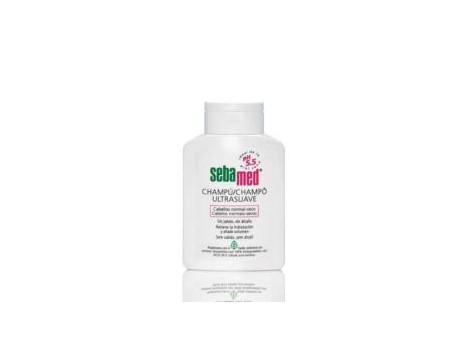 Sebamed ultra-gentle shampoo 400ml.