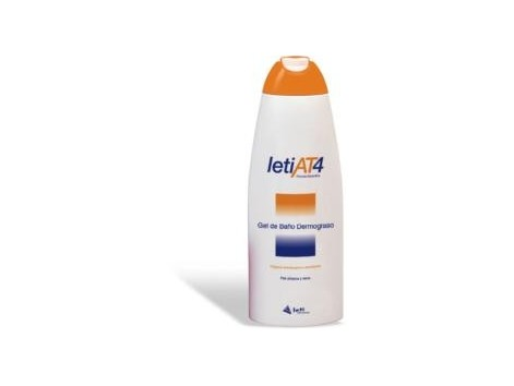 Leti AT4 bath gel dermo-fat 750ml.