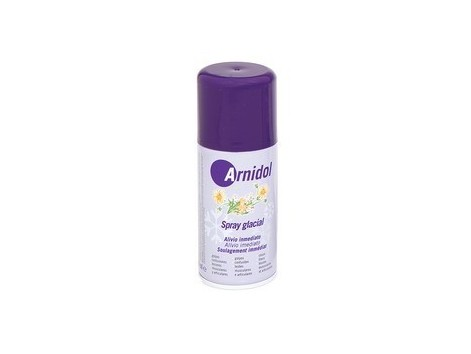 Arnidol Spray 150ml of ice.