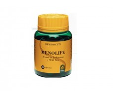 Menolife isoflavones 60 capsules. Herbora