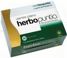 Herbora Herbopuntia flat belly 20 ampules. Herbora