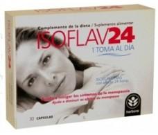 Isoflav24 30 capsules. Herbora