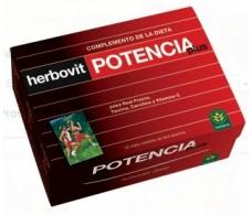 Herbora Potencia Plus 20 ampules. Herbora