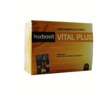 Herbora Vital 20 Plus blisters. Herbora