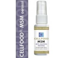 Cellfood MSM spray 30ml.