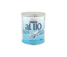 At Nestle 110 g Lactose 400