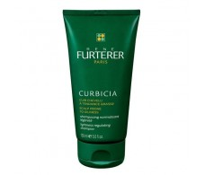 René Furterer lightness Curbicia normalizing shampoo 150ml