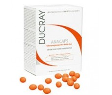 Ducray Anacaps 30 capsules. Hair loss.