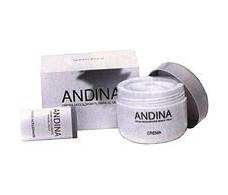 Andina cream 30 ml bleach hair