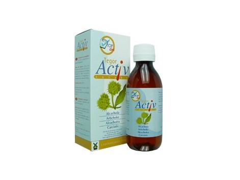 Artichoke Tegor Activ syrup 200ml.