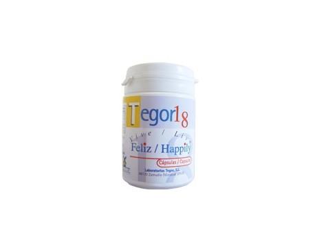 Tegor 18 30 capsules