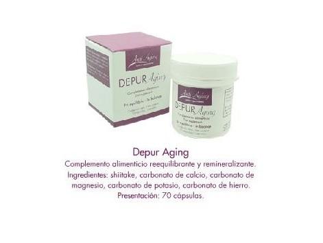 Anti Aging Depur Aging 70 capsules