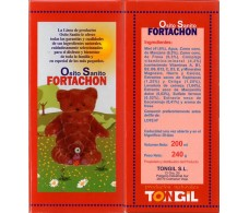 Tongil Osito Sanito Fortachón 200ml.