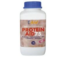 JustAid Protein Aid 75 Vanille 1kg