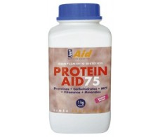JustAid Protein Aid 75 strawberry 1kg