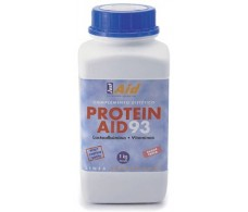 JustAid Protein Aid 93 strawberry 1kg