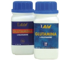 JustAid pure L-Glutamine 150gr. powder