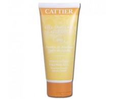 Cattier exfoliating shower gel 200ml.