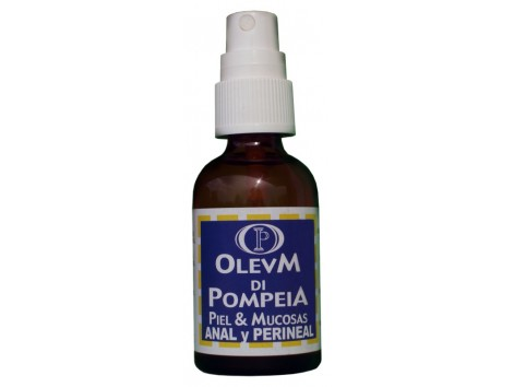 Oleum di Pompeia. Skin and mucous membranes and perineal Anal. 3