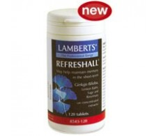 Lamberts Refreshall 120 tablets.