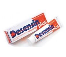 Desensin Plus 75ml toothpaste.