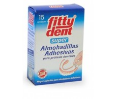 Comfort fittydent adhesive pads. 15 units