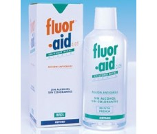 Fluor-Aid 0.05 mouthwash. 500ml.