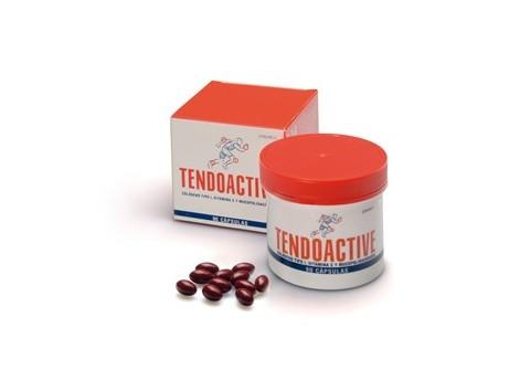 Tendoactive 60 capsules. Bioiberica