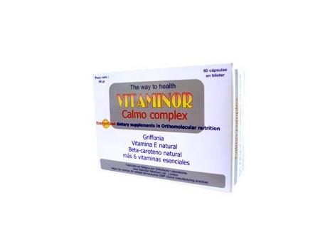 Vitaminor Calmo Complex 60 capsules