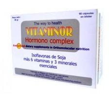 Vitaminor Iso Complex 60 capsules
