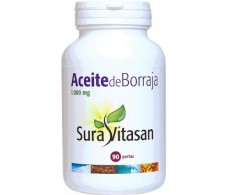 Sura Vitasan 1000mg Borage oil. 90 pearls