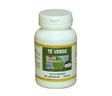 Sura Vitasan 250mg Green Tea. 90 capsules