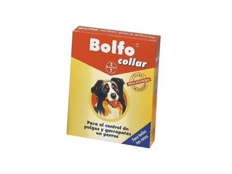 Bolfo collar for large dogs