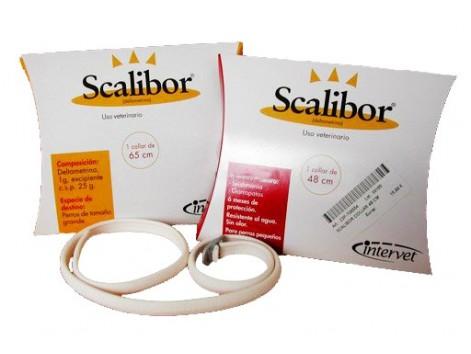 Scalibor collar for small dogs 48cm.