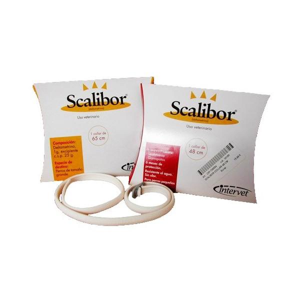 Scalibor collar for small dogs 48cm. - FARMACIA INTERNACIONAL