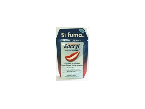 Eucryl smokers. Dental powder 50g.