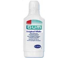 Gum Original White whitening mouthwash 500ml.