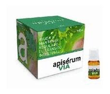 Apiserum VIA 18 vials