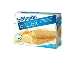 Bimanan Craquers cheese. 10 units