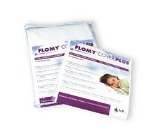 Flomy Cover Plus. Anti dust mite cover for crib 60x120x12