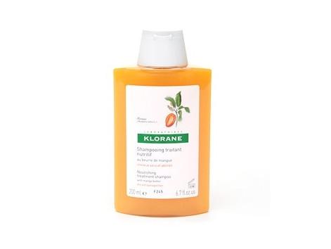 Klorane shampoo to handle 200ml