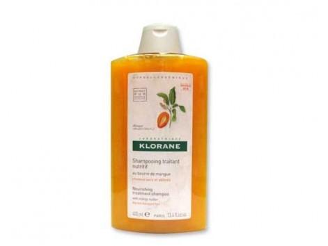 Klorane shampoo mange 400ml
