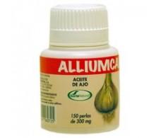 Alliumcap garlic oil 300mg. 150 caps