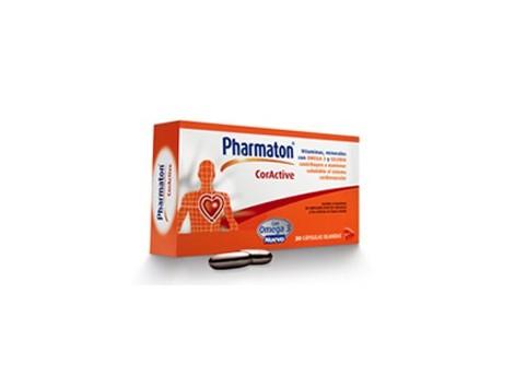 Pharmaton CorActive 50 Plus 30 caps